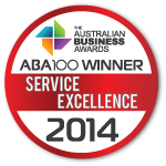 Australian Business Awards Service Excellence - Dixon Advisory